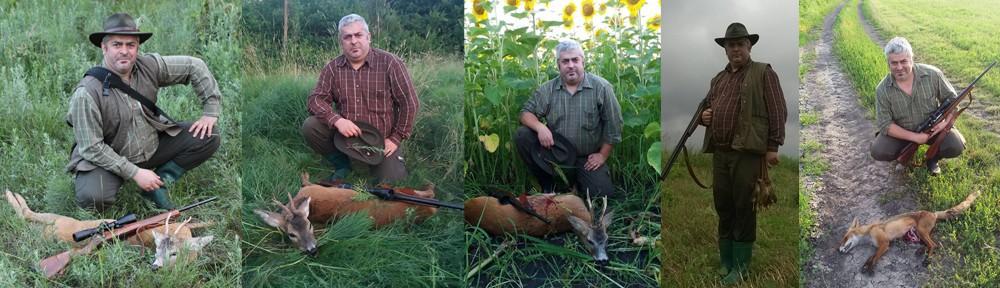 Fóris Zoltán vadásznaplója